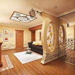 Комната для семейного отдыха