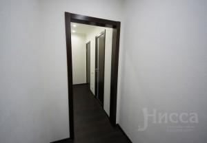 Отделка коридора трехкомнатной квартиры