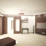 Раздвижные межкомнатные двери - удачное дизайнерской решение