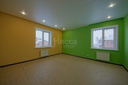 Ремонт коттеджа. Покраска детской комнаты.