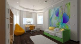 Дизайн элитной трехкомнатной квартиры