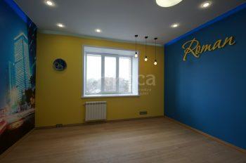 Покраска стен Тиккурилой.